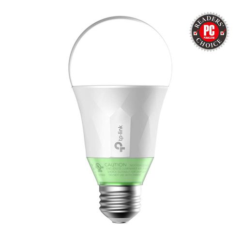 TP-Link LB110 Wi-Fi SmartLight 10W E27 to B22 Base LED Bulb (Dimmable Soft White) Compatible with Android, iOS, Amazon Alexa and Google Assistant