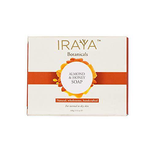 Iraya Soap - Almond & Honey, 100 g