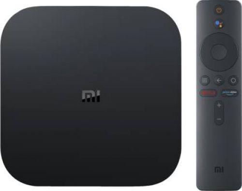 Mi Box 4K Media Streaming Device (Black)
