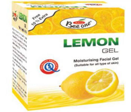 Beeone Lemon Moisturising Facial Gel For All Skin Type, 440 ml