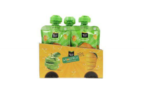 Minute Maid Mango Orange Pouch, 5 X 100 g