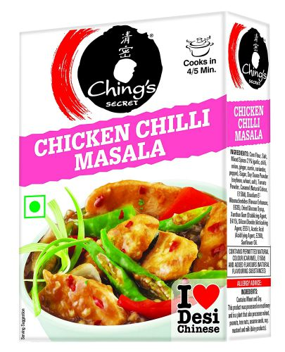 Ching's Chilli Chicken Masala, 50g (Pack of 10)