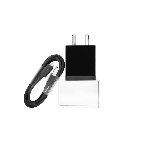 Mi 10W Charger with Cable (1.2 Meter Black)