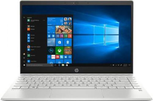 HP Pavilion 13 Core i5 8th Gen - (8 GB/128 GB SSD/Windows 10 Home) 13-an0045tu Thin and Light Laptop (13.3 inch, Mineral Silver, 1.3 kg)