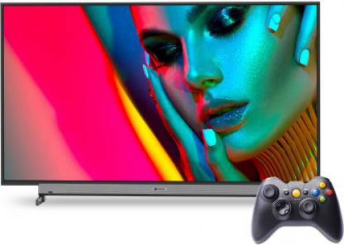 Motorola 127cm (50 inch) Ultra HD (4K) LED Smart Android TV with Wireless Gamepad