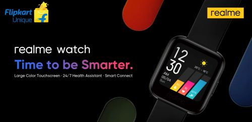 Realme Smart Watch: Launch Date, Prize & Availability