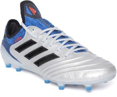 ADIDAS Football Shoes (Silver)