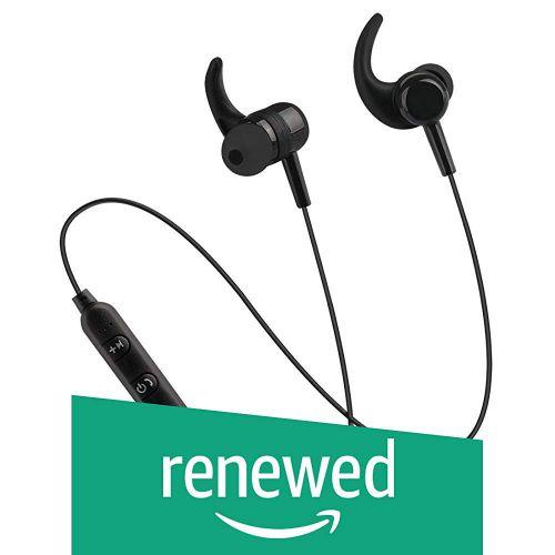 (Renewed) PTron BassFest in-Ear Wireless Headphones, High Bass Bluetooth Earphones, Bluetooth 5.0 Technology, 4 Hours Music Time, Earphones with Mic, Sports Bluetooth Headphones for All Smartphones (B