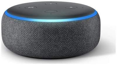 Amazon ECHO DOT (3RD GEN) Wired & Bluetooth Smart ...