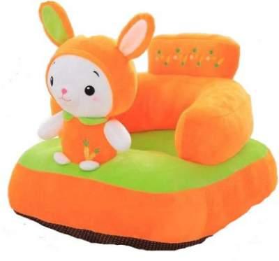 AVS Rabbit Shape Soft Plush Cushion Baby Sofa Seat...