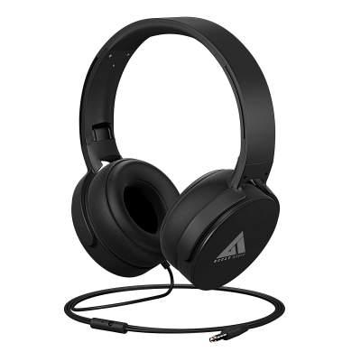 Boult Audio Bass Buds Q2 Over-Ear Wired Lightweigh...