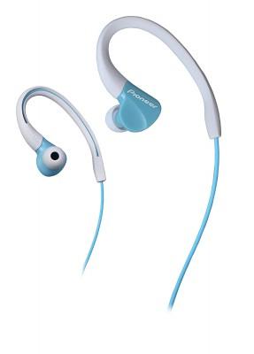 Pioneer Ironman Sweat Resistant Sport SE-E3 Earphone Earbuds/Drip-Proof