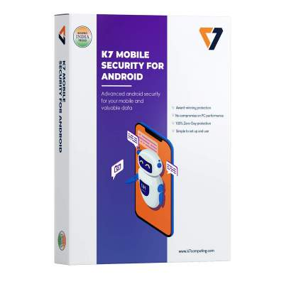 K7 Mobile Security - Android 1 User 1 Year...