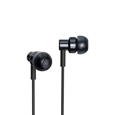 (Renewed) Redmi Earphones with Mic, High-Definition Dynamic Bass, Hi-Res Audio Certified Wired Headset (Black)