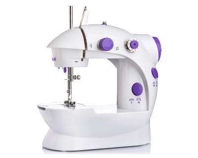 Raawan Mini Sewing Machine for Beginner, Dual Spee...