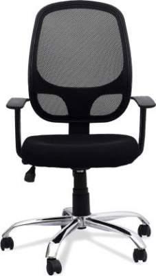 DZYN Furnitures Linen Office Executive Chair(B...