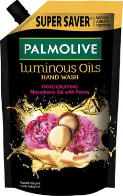 Palmolive Luminous Oils Invigorating Saver Pack Ha...