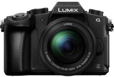 Panasonic Lumix G85M Mirrorless Camera Body with 1...