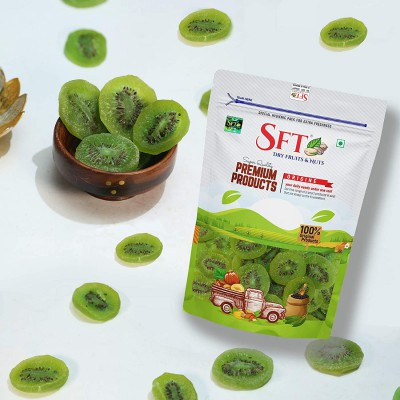 SFT Dried Kiwi, Handpicked, 200 Gm...