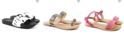 Carlton London Women's Footwear upto 80% OFF f...