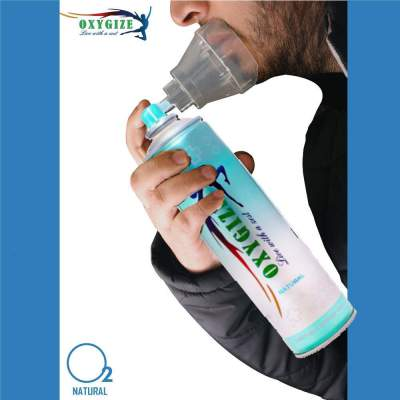 Oxygize Portable 20L Natural Oxygen Can Cylinder C...