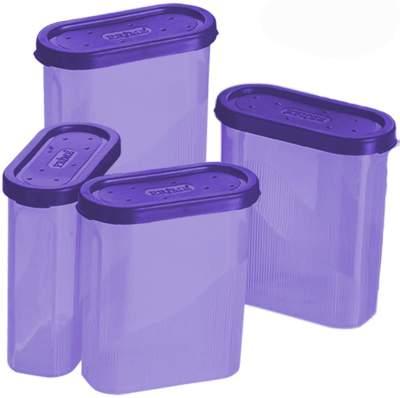 Primeway Plastic Spices 275ml Box, Weight 50g each...