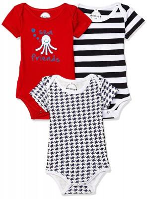 Gubbarey Baby-Girls Regular fit Romper Suit...
