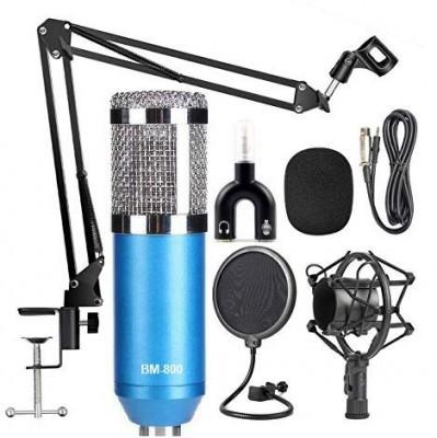 Techtest BM800 Broadcasting Studio Recording Conde...