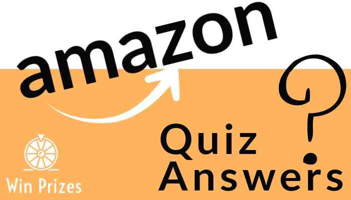 Amazon quiz answers today for 19th April 2021: Win Rs.20,000 Pay Balance