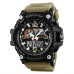 Timewear Military Series Analogue Digital Black Dial Watch For Men & Boys...