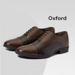 Amazon Brand - Symbol Men& Brown Formal Shoes-10 UK/India (44 EU)...