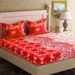 Double Bedsheets starting at Rs 199...