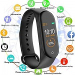 Junaldo M3 Smart Fitness Band Activity Watch with Heart Rate Sensor...