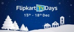 Flipkart TV Days: Extra 10% off on All debit Card & Credit Cards...