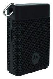 Motorola P1500 Power Pack Micro 1500mAH Portable Battery for Smartphones with Motorola Key Link to Find Phones/Keys (Bla