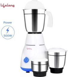 Lifelong Power Pro - LLMG20 500 W Mixer Grinder