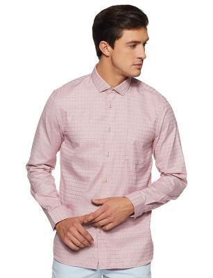 Arrow Newyork Men's Solid Slim Fit Casual Shirt