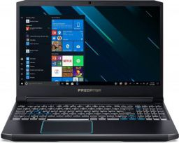 Acer Predator Helios 300 Core i5 9th Gen - (16 GB/1 TB HDD/256 GB SSD/Windows 10 Home/6 GB Graphics/NVIDIA Geforce GTX 1660 Ti) PH315-52-58DM/PH315-52-5520 Gaming Laptop  (15.6 inch, Abyssal Black)