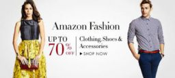 Amazon Fashion Up TO 70% Off