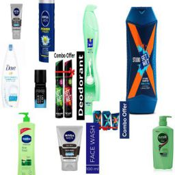 Amazon Pantry: Beauty Products at Min.50%