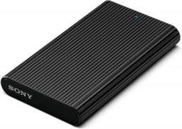 Sony SL-EG2 240GB TypeC USB 3.1 External Solid State Drive (Black