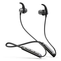 Boult Audio ProBass SpireX Neckband in-Ear Wireless Bluetooth Earphones with Mic IPX5 Sweatproof Deep Bass Headphones
