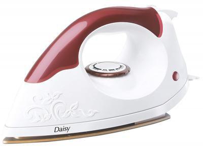 Morphy Richards Daisy 1000-Watt Dry Iron (White)
