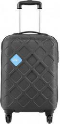 Safari Mosaic Cabin Luggage - 22 inch  (Black)