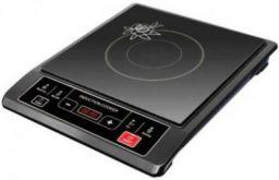 Vox Induction 1800 Watt Induction Cooktop  (Black, Push Button)