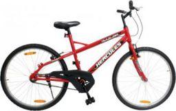 HERCULES Trailblazer RF 26 T Mountain Cycle  (Single Speed, Red)