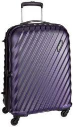 Skybags Westport Polycarbonate 65.5 cms Purple Hardsided Suitcase (WESTP65EMDP)