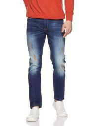 Amazon Brand - Inkast Denim Co. Men's Slim Tapered Fit Stretchable Jeans