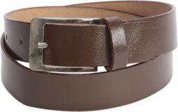 Viva Men Formal Brown Genuine Leather Belt Brown – 005