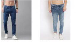 Men's Jeans Flat 70% Off